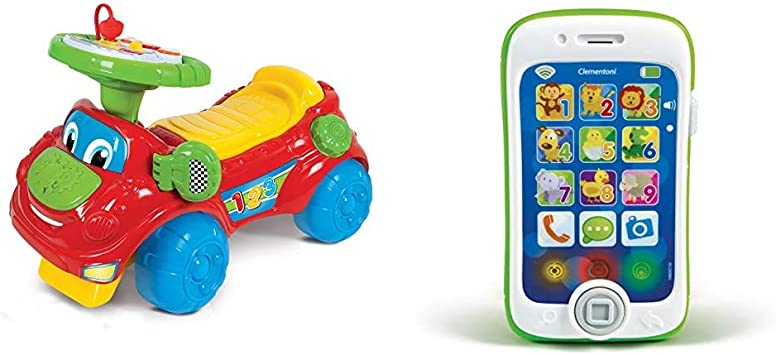 Clementoni 17065 Nicolò Go Go Gioco 2 In 1 Adatto Per Bambini Da 1 3 Anni 14969 Giochi Elettronici Smartphone Touch Play Amazon It Giochi E Giocattoli