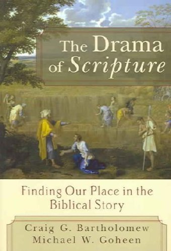Read Online The Drama Of Scripture pdf