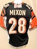 Joe Mixon Cincinnati Bengals Signed Autograph Black