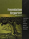 img - for Foundation Reporter 38th Edition (Taft Foundation Reporter) book / textbook / text book