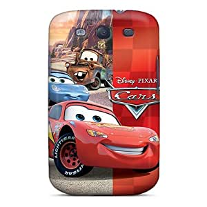 Samsung Galaxy S3 Iyl6982ndbn Customized Beautiful Inside Out Pattern Shock Absorbent Cell-phone Hard Covers -DannyLCHEUNG