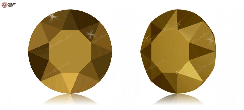 SS29 (6.14 - 6.32 mm) Cristaux de Swarovski 1172261 Pierres Rondes 1088 SS 39 Crystal Dorado F, 144 Pièces