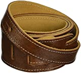 Perris Leathers BM2-6554 2-inch Deluxe Soft Leather Strap
