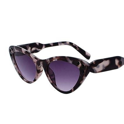 Tendencia Gafas de Sol Ojos de Gato Gafas de Sol ...