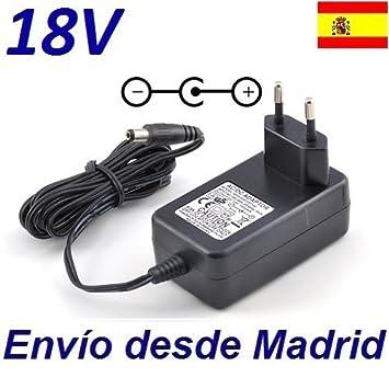 Cargador Corriente 18V Reemplazo RYOBI BPP-1413 Recambio ...