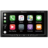 """Pioneer MVH-AV251BT Digital Multimedia Video Receiver with 7"""" Hires Touch Panel Display, Apple CarPlay, Android AUT, Built-in"""