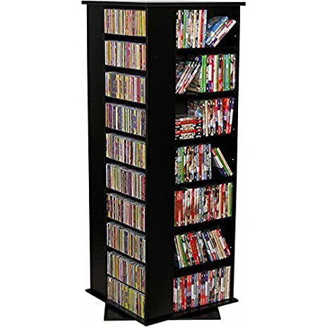 Amazing Venture Horizon Revolving Media Tower Grande 1600 Black