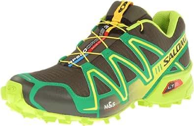 Salomon Men's Speed Cross 3 Trail Running Shoe,Bayou Green,10 M US