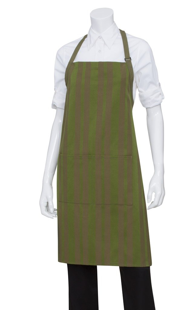 Chef Works Phoenix Bib Apron (AB027) by Chef Works Men's Uniforms