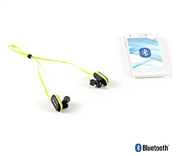 NGS Bluetooth deporte auriculares Artica Ranger Edition amarillo modelo articaranger: Amazon.es: Deportes y aire libre
