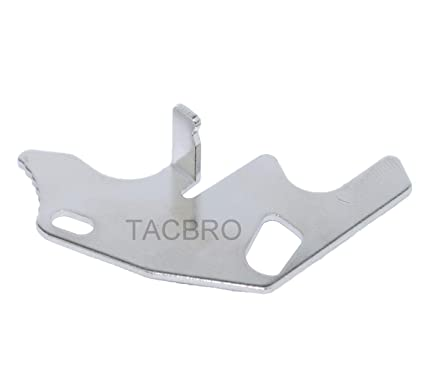 Amazon.com: TACBRO Ruger de acero inoxidable 10/22 placa de ...