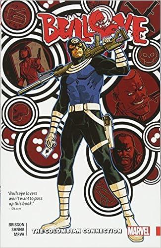 Amazon.com: Bullseye: The Colombian Connection ...