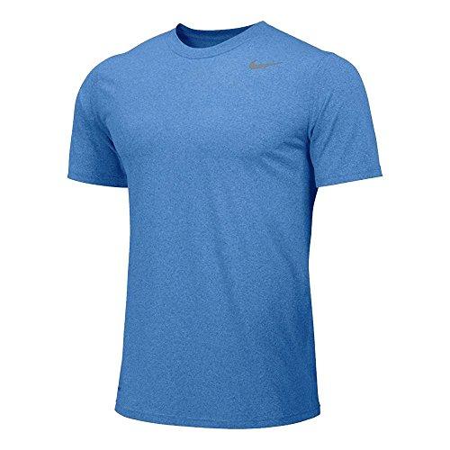 Nike Mens Short Sleeve Legend - XL - Columbia Blue