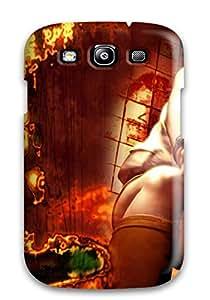New Premium Flip Case Cover Silent Hill Skin Case For Galaxy S3