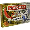 Pokemon Johto Edition Monopoly Game
