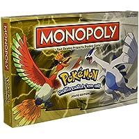 Pokemon Johto Edition Monopoly Game