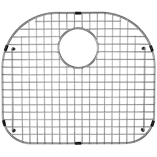 Serene Valley Sink Protector and Kitchen Sink Bottom Grid NDG2421, 304 Premium Stainless Steel, dim 19 3/8