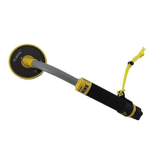 Amazon.com : Fullfun Handheld Underwater Metal Detector, Automatic Calibration Vibra-Iking 750 Pulse Induction Metal Detectors : Garden & Outdoor