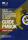 img - for A Guide to the Project Management Body of Knowledge (PMBOK  Guide) Sixth Edition (FRENCH) (French Edition) book / textbook / text book