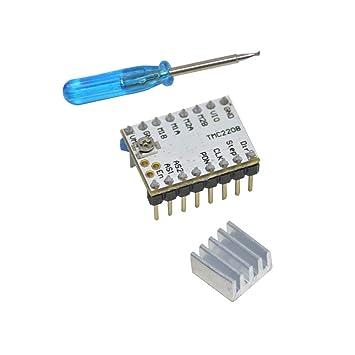 Kit + disipador de Calor + Destornillador ultrasilencioso Driver ...