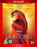 Lion King [3D Disney Blu-ray] [Region Free]