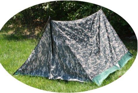 Rothco 2-man trail tent – acu digital camo, Outdoor Stuffs