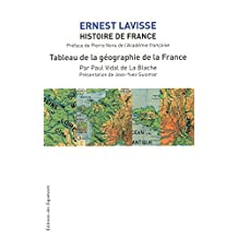 Tableau de la géographie des la France