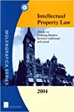 Intellectual Property Law 2005 9789050954815