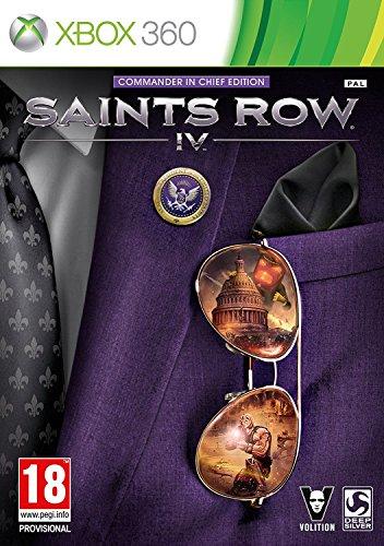 Saints Row IV: Commander In Chief Edition (Xbox 360) UK IMPORT REGION FREE