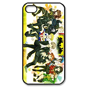 p4 persona 4 Hard back cover case fit for Apple Iphone 4 4s
