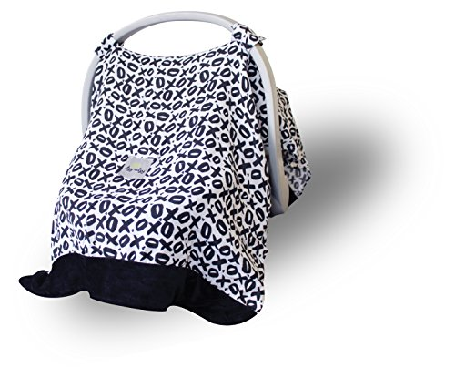 itzy-ritzy-cozy-happens-muslin-infant-car-seat-canopy-xoxo-black-white