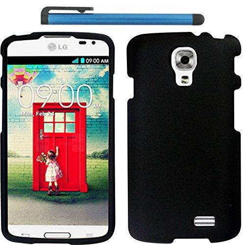 [해외]LG L31L / LG 액세스 케이스 콤보 (ICE-CLEAR (TM)) - 하드 케이스 스냅 온 커버 + 터치 스크린 스타일러스/LG L31L / LG Access Case Combo by ICE-CLEAR(TM) - Hard Case Snap-on Cover+Touch Screen Stylus