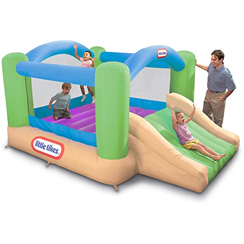 Little Tikes Jump Slide Bouncer product image