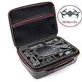 DJI Mavic Pro Carrying Case PU EVA Hardshell Portable Travel Bag Handheld Bag Storage Bag for DJI Mavic Pro Drone and Accessories (DY1053)