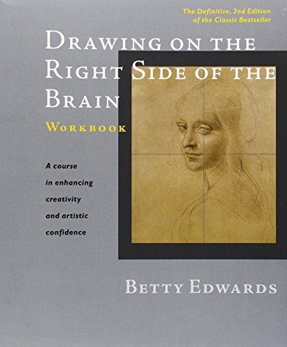 Side of the Brain Workbook: The Definitive, Updated 2nd Edition (Spiral Draw Book)