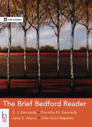 The Brief Bedford Reader