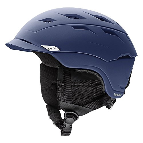 Smith Optics Variance Adult Ski Snowmobile Helmet - Matte Navy / Medium by Smith Optics