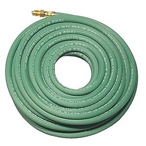 Anchor 1/4X100X2 Sgl Green Hose W/Argo