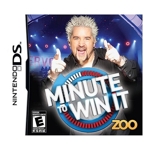 (ZOO GAMES 0 MINUTE TO WIN IT)