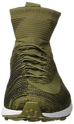 Nike Zoom Mercurial XI FK, Scarpe da Ginnastica Uomo Verde (Medium Olive Medium Olivewhite)