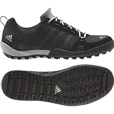 adidas Outdoor Daroga Two 11 Leather Shoe - Men's Black/Solid Grey/Shift Grey 6