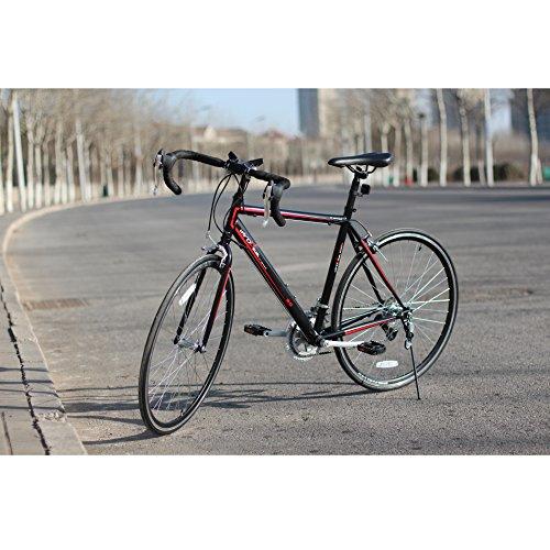 IDS Unyousual U 14 Speed 700C Road Bike Racing Bicycle, S...