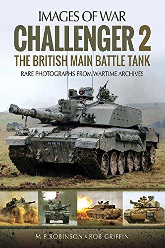 Challenger 2: The British Main Battle Tank (Images of War)