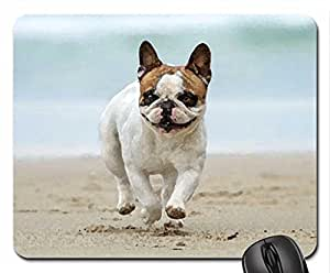 Dog Mouse Pad, Mousepad (Dogs Mouse Pad, Watercolor style) by icecream design