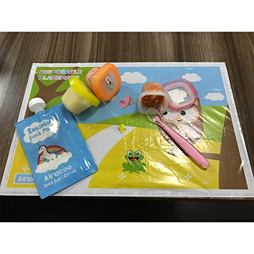 Disposable Placemats Baby Placemat For Restaurant Extra
