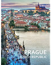 PRAGUE Czech Republic: A Captivating Coffee Table Book with Photographic Depiction of Locations (Picture Book), Europe traveling