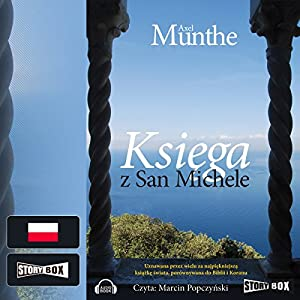 Ksiega z San Michele Audiobook
