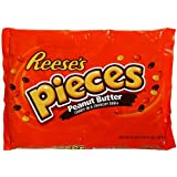 Reese's Pieces Peanut Butter Candies, 44-Ounce Bag