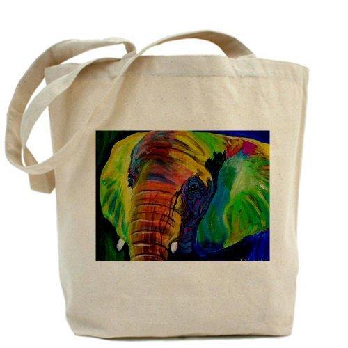 Cafepress Bolso Elefante Único nbsp; Diseño wxwqYXTpf