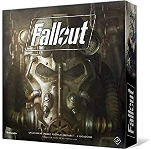 Fantasy Flight Games- Fallout: The Board Game (FFZX02)